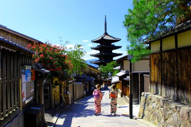リゾートバイト京都