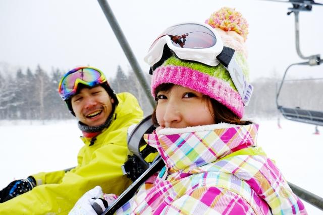 スキー場バイト体験談
