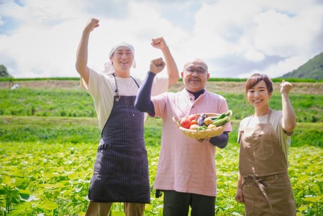 農業バイト