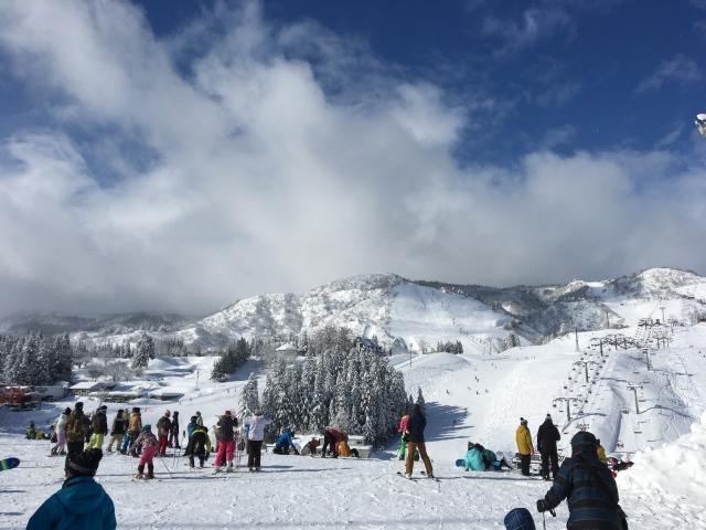 新潟スキー場のリゾートバイト体験談