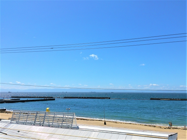 須磨海岸リゾートバイト